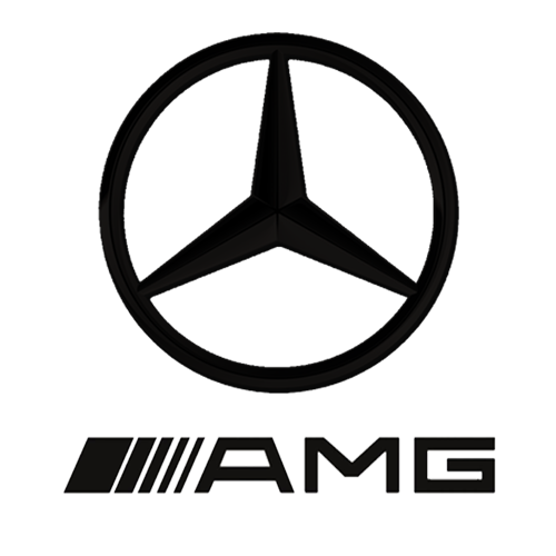 Mercedes AMG - Badge