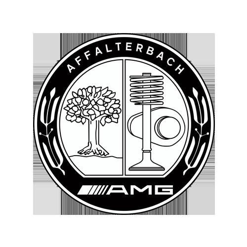 Mercedes AMG Crest