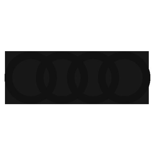 Audi Rings Black