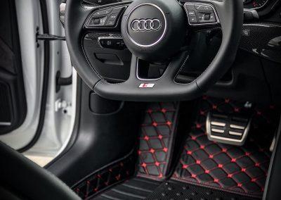 Audi RS5 car mats