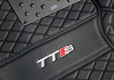 Audi TTS car mats