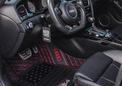Audi S4 B8 car mats