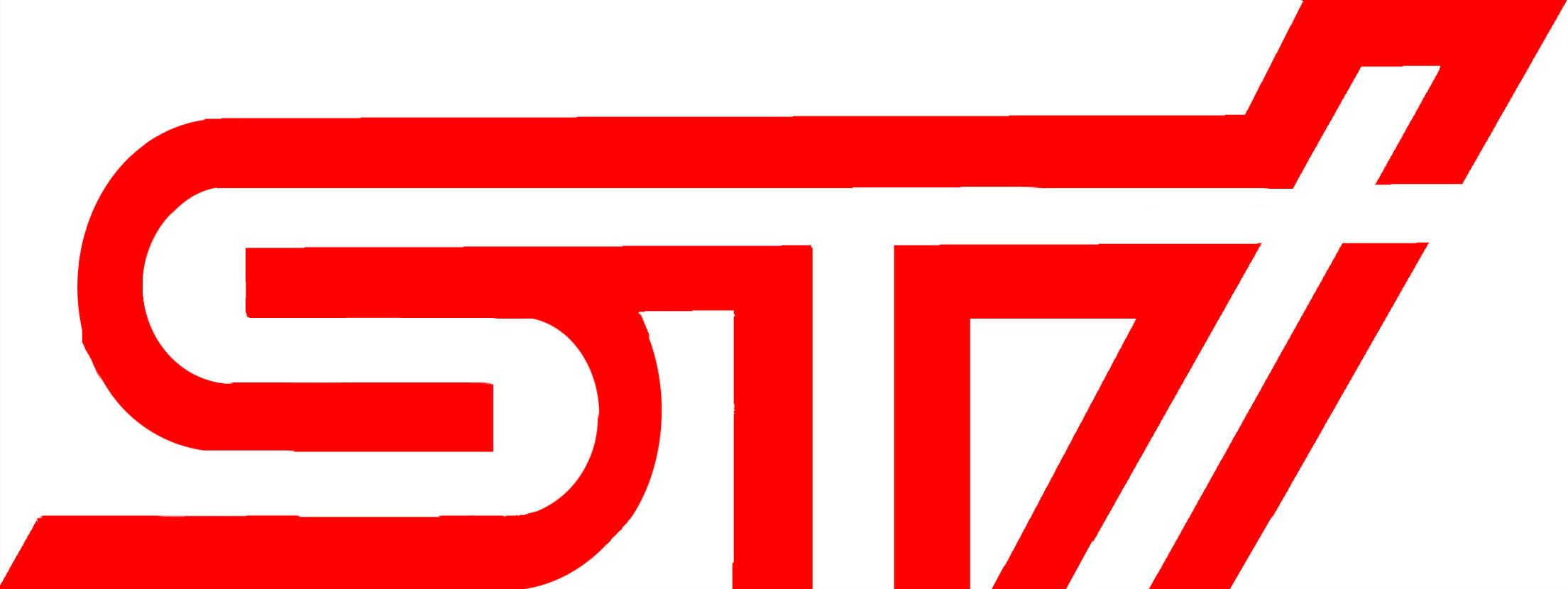 SUBARU ST RED