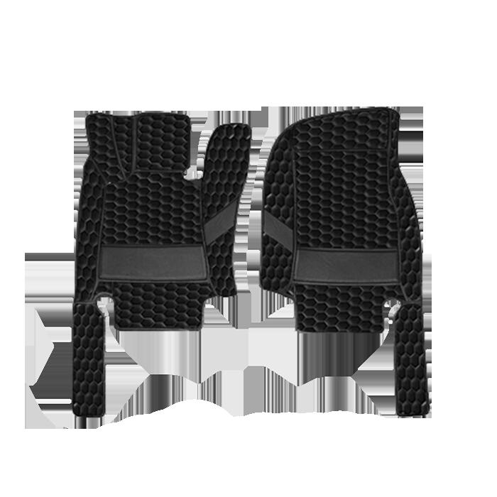 Black & Black (Honeycomb)